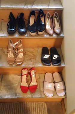 Size 8/9 Shoes - Not Selling Separately for Sale in Leavenworth,  WA