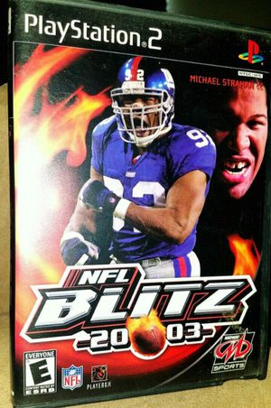 NFL Blitz 2003 PS2 Game for Sale in St. Peters, MO