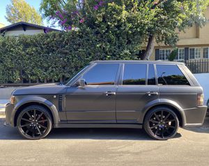 2008 Land Rover Range Rover for Sale in Los Angeles, CA