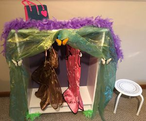 Princess Dress-Up Station for Sale in Columbus, OH