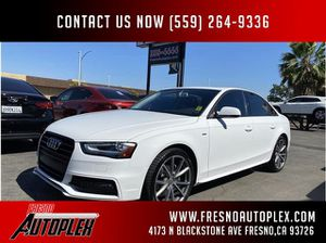 2016 Audi A4 for Sale in Fresno, CA