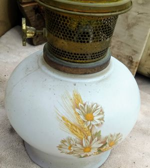 Vintage Hurricane Lamp for Sale in Fullerton, CA