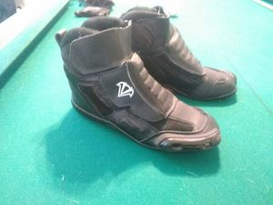 Vega motorcycle boots for Sale in Steilacoom, WA