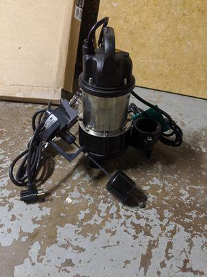 Sump pump for Sale in Romeoville, IL