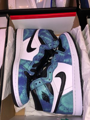 Tie dye Jordan 1 for Sale in Kansas City, KS
