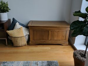 Solid Oak Storage Chest for Sale for sale  New York, NY