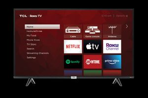 TCL 55 inch 4k smart tv BNIB for Sale in Keizer, OR