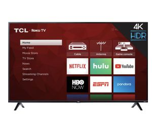 TCL Roku SMART TV for Sale in Boston, MA