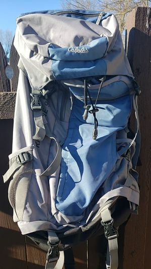 Two Good Hiking Backpacks for Sale in Justice, IL
