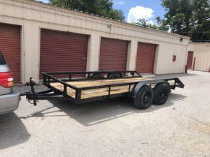 16x6 tilting trailer for Sale in Houston, TX