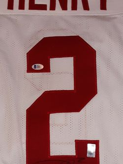 Derrick Henry Autographed Jersey for Sale in Murfreesboro,  TN