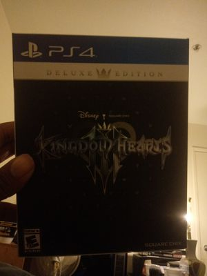Kingdom hearts deluxe edition for Sale in Victorville, CA
