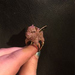 Kate Spade Flying Pig Ring for Sale in Nashville,  TN