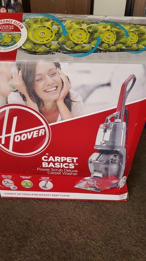 Price drop!!!! Brand new in the box carpet shampooer. for Sale in Sacramento, CA