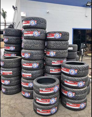 FEDERAL 595 RS-RR Racing Tires Brand New All Sizes Available @ Wholesale Pricing Starting @ $79 Each & up for Sale in La Habra, CA