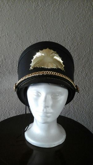 Costume Hat. Size Large, Leather, New. for Sale in La Mirada, CA