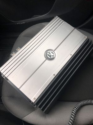 Memphis Audio Amp for Sale in North Topsail Beach, NC