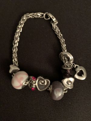 Bracelet with charms for Sale in Suisun City, CA