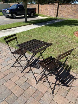 Folding patio set for Sale in Windermere, FL