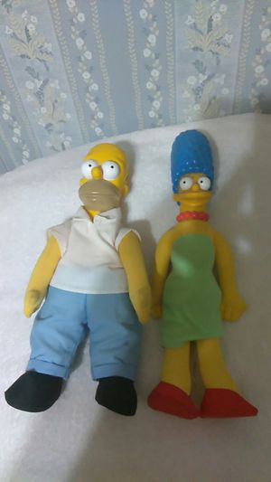 The Simpson collectible dolls for Sale in Absecon, NJ