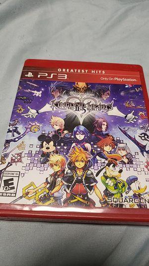 Kingdom Hearts HD II.5 Remix for Sale in Montebello, CA