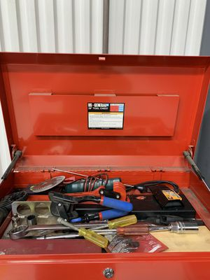 Loaded toolboxes for Sale in Newburgh, ME