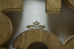 Diamond Engagement Ring! 1.06 ct 100% natural diamond ring! for Sale in Tampa, FL