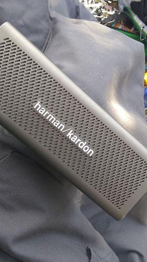 Harmon/kardon one Bluetooth speaker for Sale in Stockton, CA