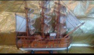 Model Wood Boat for Sale in Houston, TX