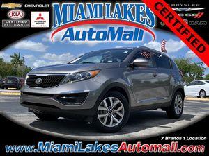 2016 Kia Sportage for Sale in Miami Lakes, FL