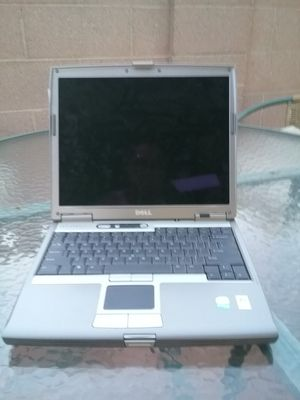 3 Dell Latitude D610 Laptops, missing hard drive and no charger for Sale in Downey, CA