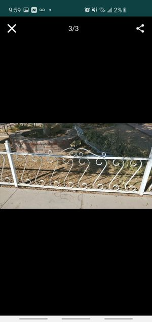Wrought-iron fence for Sale in Mesa, AZ