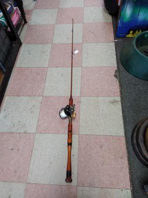 Vintage fishing rod for Sale in Philadelphia, PA