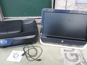 HP all in one & Officejet .... for Sale in Orlando, FL