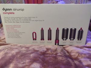 Dyson Airwrap complete styler new in unopened box for Sale in Beaumont, CA