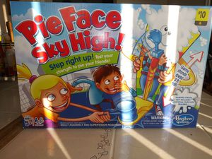 Pie Face Sky High Board Kids Game for Sale in Mesquite, TX