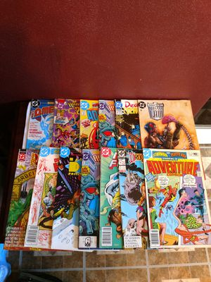 D C Comic Books for Sale in Pekin, IL