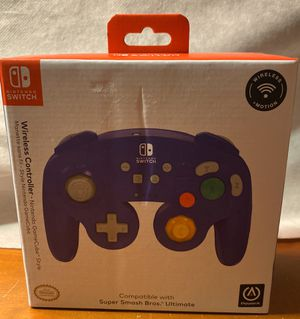 Brand New... Nintendo Switch Wireless Controller... $40 for Sale in Lake City, GA