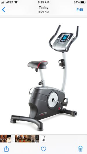 Exercise Bike Proform XP210_gently used for Sale in MONTE VISTA, CA