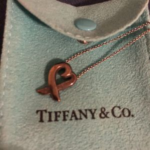 Tiffany Open Heart Necklace for Sale in Austin, TX