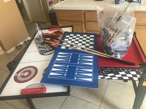 Game table for Sale in Victorville, CA