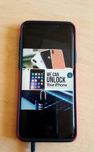 iPhone X, XS and XS Max Unlock!!!!! for Sale in Atlanta, GA