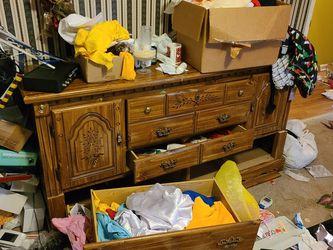 Dressers (Free) - Stone Mountain for Sale in Stone Mountain,  GA
