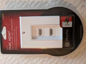 HDMI wall plate for Sale in New York, NY