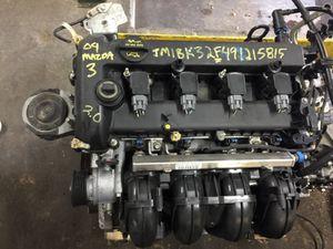 2009 Mazda 3 low miles engine for Sale in Dallas, TX