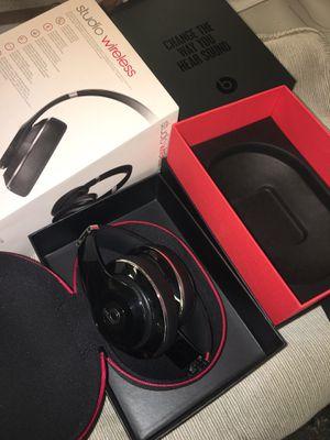 Beats Studio Wireless Headphones for Sale in Seattle, WA