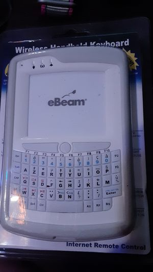 EBeam handheld keyboard for Sale in Stockton, CA