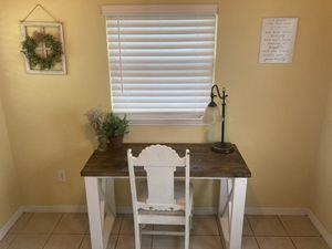 Handmade farm style desk for Sale in Melbourne, FL