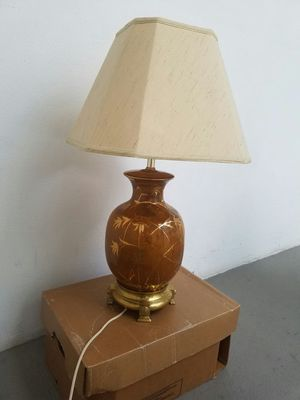 Antique Lamp Asian inspired for Sale in Miami Beach, FL