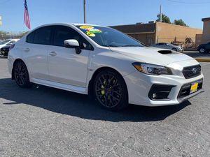 2018 Subaru WRX WRX STI Limited for Sale in Fresno, CA